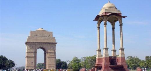 delhi-gate-india